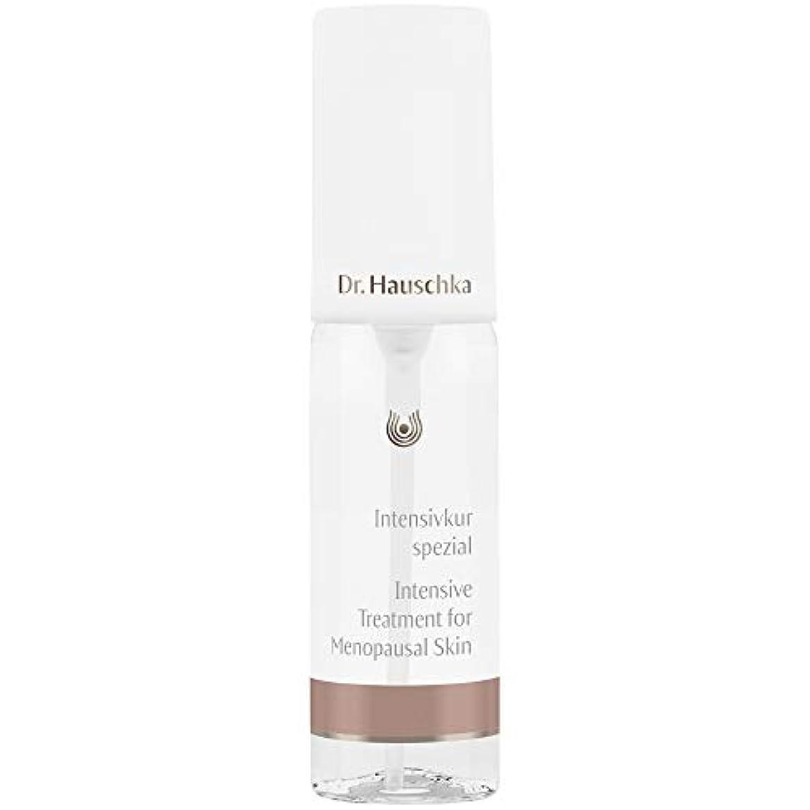 植物学郵便物群集[Dr Hauschka] 更年期の皮膚05 40ミリリットルのためのDrハウシュカ集中治療 - Dr Hauschka Intensive Treatment for Menopausal Skin 05 40ml [...