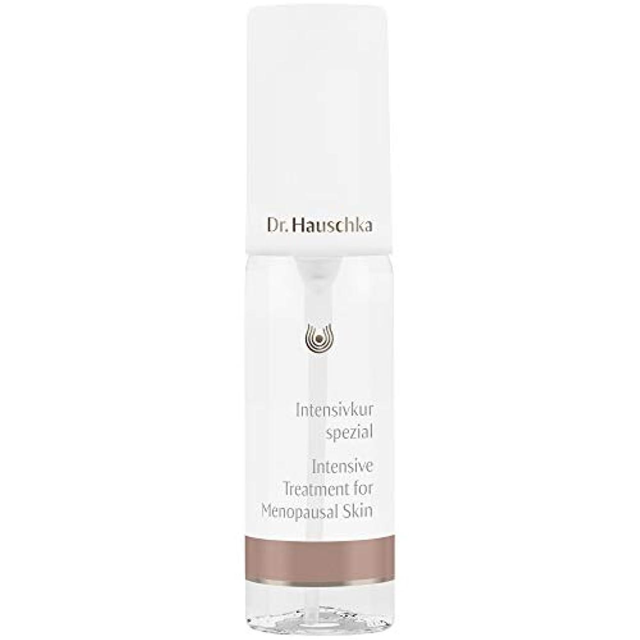 フィードオン価格付き添い人[Dr Hauschka] 更年期の皮膚05 40ミリリットルのためのDrハウシュカ集中治療 - Dr Hauschka Intensive Treatment for Menopausal Skin 05 40ml [...