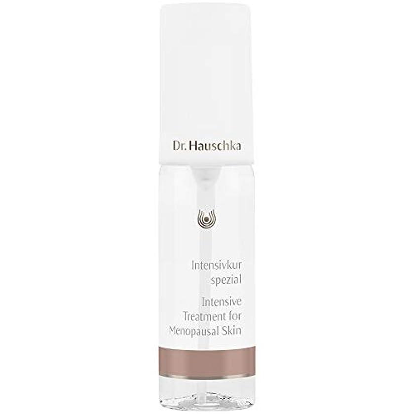 シール学生圧倒する[Dr Hauschka] 更年期の皮膚05 40ミリリットルのためのDrハウシュカ集中治療 - Dr Hauschka Intensive Treatment for Menopausal Skin 05 40ml [...