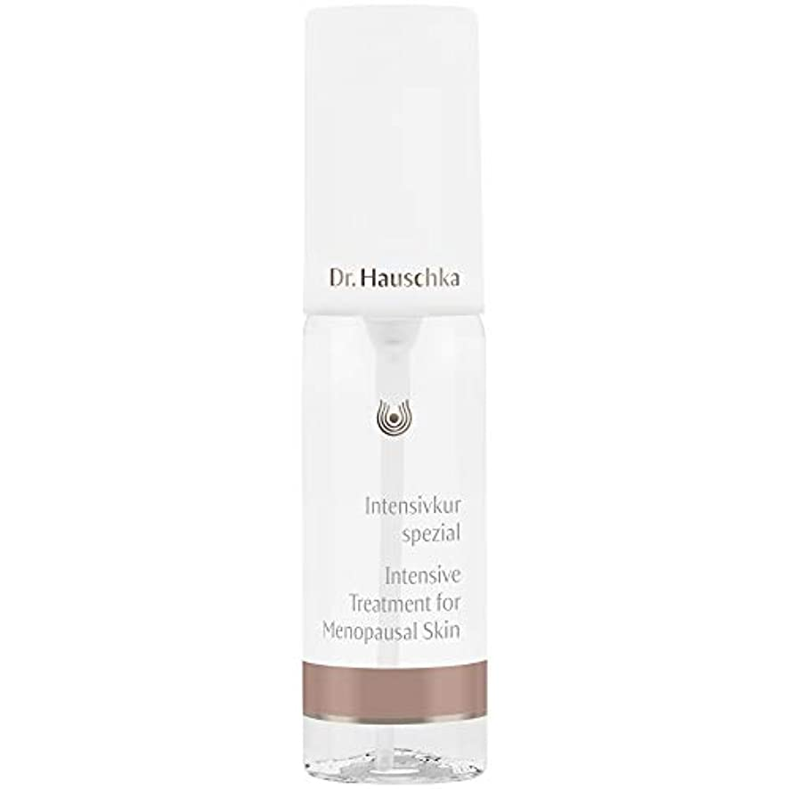 計算する兵士息切れ[Dr Hauschka] 更年期の皮膚05 40ミリリットルのためのDrハウシュカ集中治療 - Dr Hauschka Intensive Treatment for Menopausal Skin 05 40ml [...
