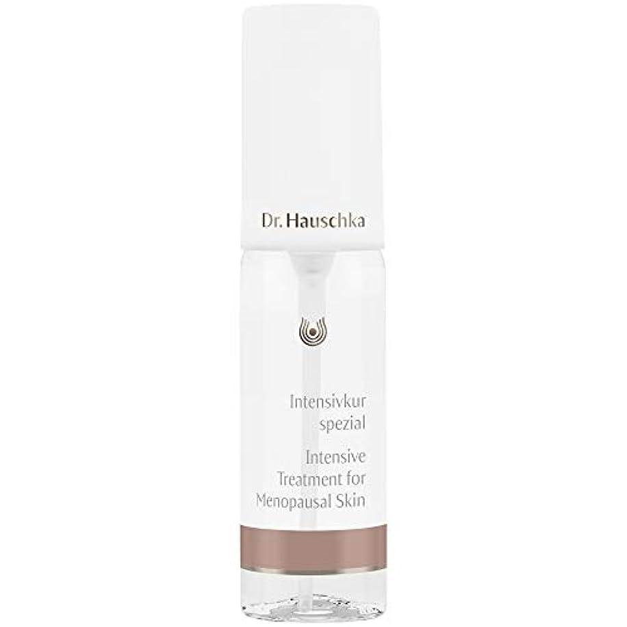 絶滅した穀物に話す[Dr Hauschka] 更年期の皮膚05 40ミリリットルのためのDrハウシュカ集中治療 - Dr Hauschka Intensive Treatment for Menopausal Skin 05 40ml [...