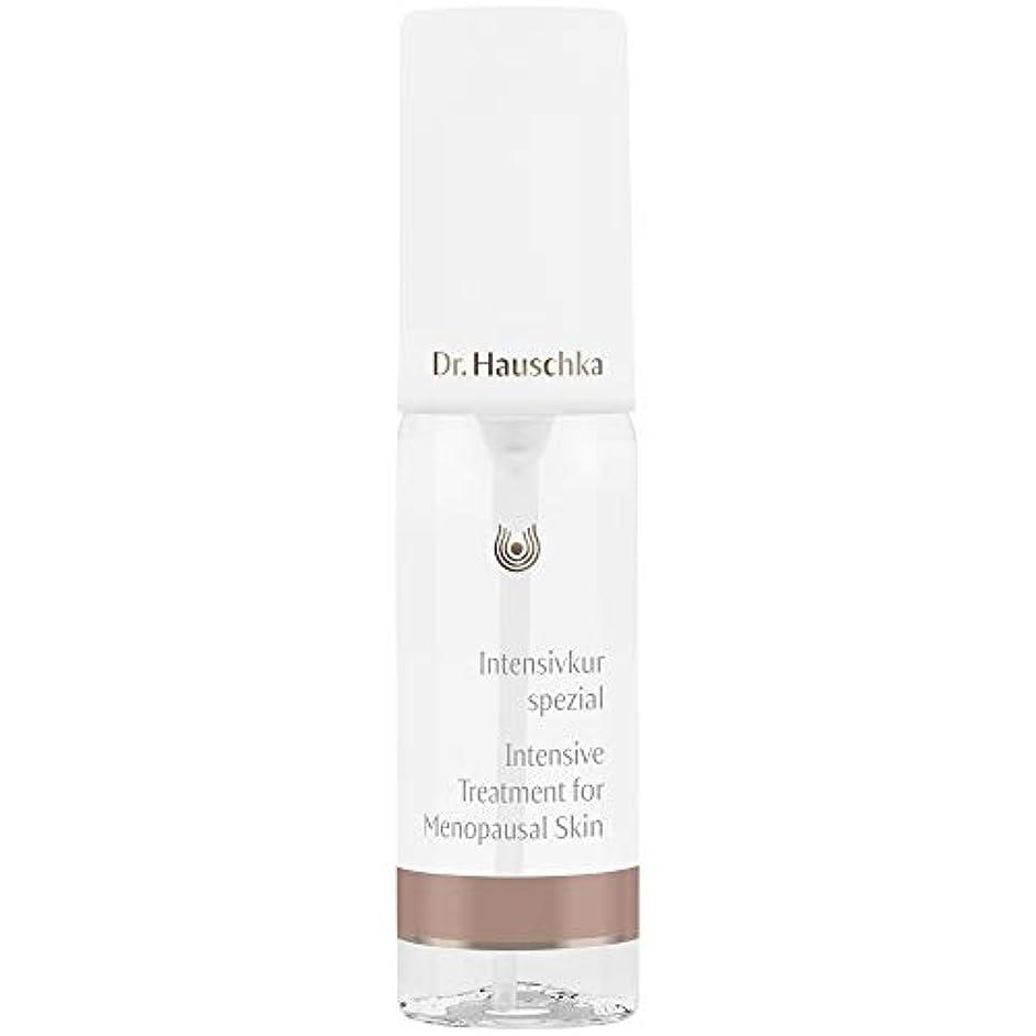 イヤホンシーズンアクロバット[Dr Hauschka] 更年期の皮膚05 40ミリリットルのためのDrハウシュカ集中治療 - Dr Hauschka Intensive Treatment for Menopausal Skin 05 40ml [...