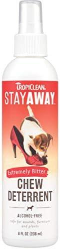 TropiClean Stay Away Chew Deterrent 236 ml, 1 ml