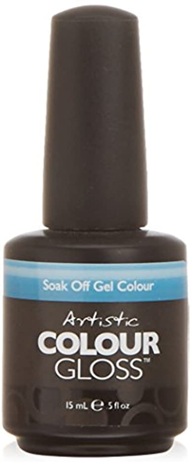 垂直船尾スローArtistic Colour Gloss - MisStep - 0.5oz/15ml