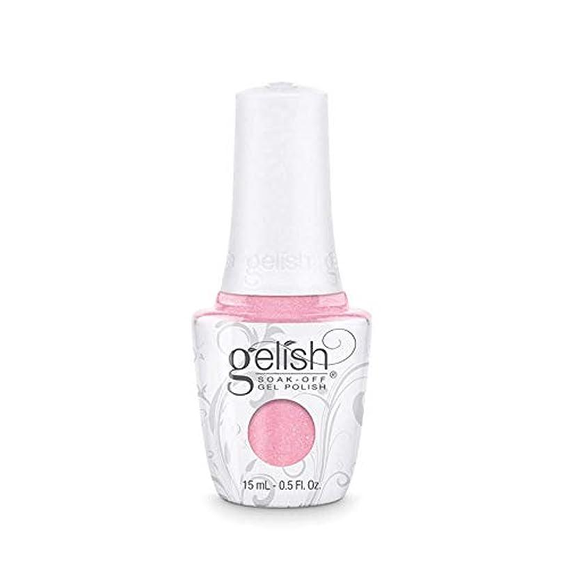 突き刺す強打談話Harmony Gelish Gel Polish - Light Elegant - 0.5oz / 15ml