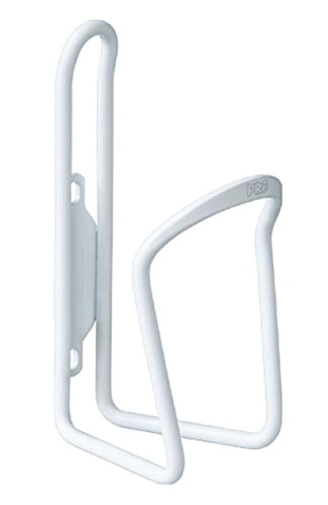 不安定な風刺鋸歯状プロ(PRO) ボトルケージ クラシック R20RBC0010X ホワイト