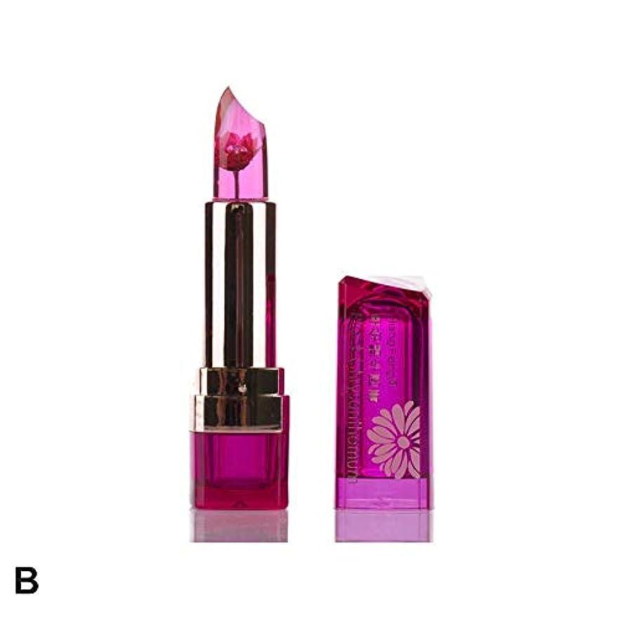 光電フリッパーバングラデシュBETTER YOU (ベター ュー) ゼリーの口紅、ピンク、女の子、しっとり、焦げ付き防止のコップ、長続きがする、自然な、フルーティーな口紅 (B ぶどう)