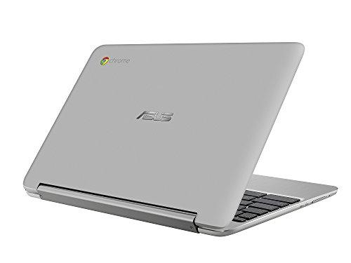 ASUS Chromebook Flip C101PA シルバー 10.1型ノートPC OP1 Hexa-core/4GB/eMMC16GB/C101PA-OP1 B0755NFWLQ 1枚目