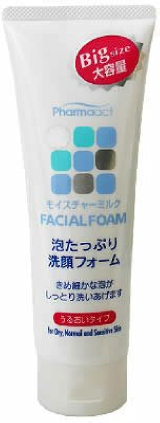 補助緩める文献ファーマアクト 泡たっぷり洗顔フォーム Big 160g