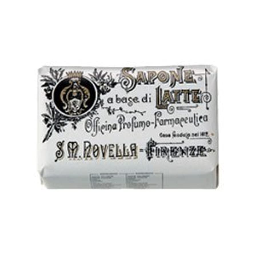 頻繁にリム振動させるサンタ マリア ノヴェッラ Santa Maria Novella ミルクソープ ローザ 100g