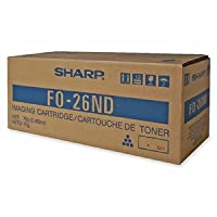 SHARP FO26ND Toner/developer for sharp fax models fo2600, 2700m by Sharp HO [並行輸入品]