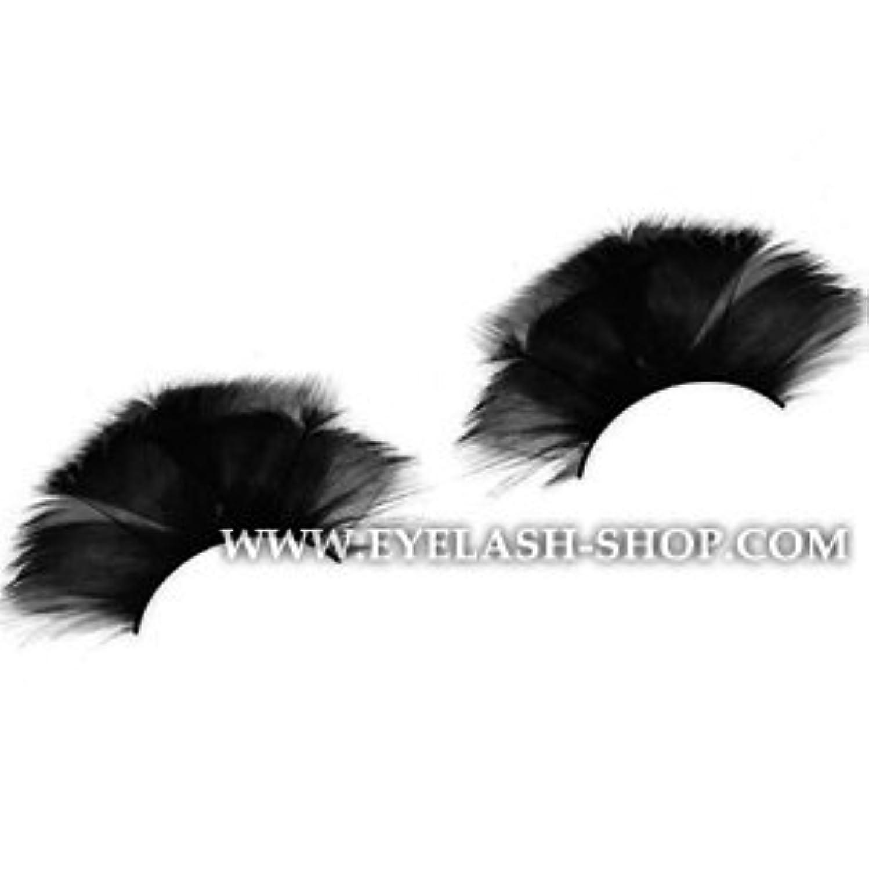 ダンプキャラクター石油つけまつげ セット 羽 ナチュラル つけま 部分 まつげ 羽まつげ 羽根つけま カラー デザイン フェザー 激安 アイラッシュ ETY-209