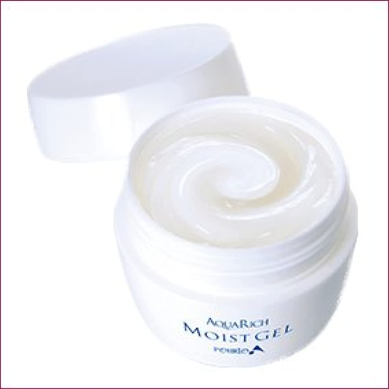 用心深い咲く流出ポルトA 洗顔後はこれひとつ 30秒のスキンケアアクアリッチ モイストジェル