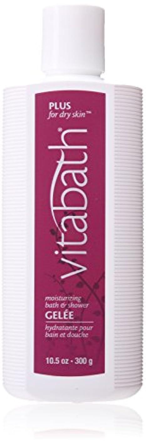 床パトロンマニアックPlus For Dry Skin Moisturizing Bath And Shower Gelee by Vitabath