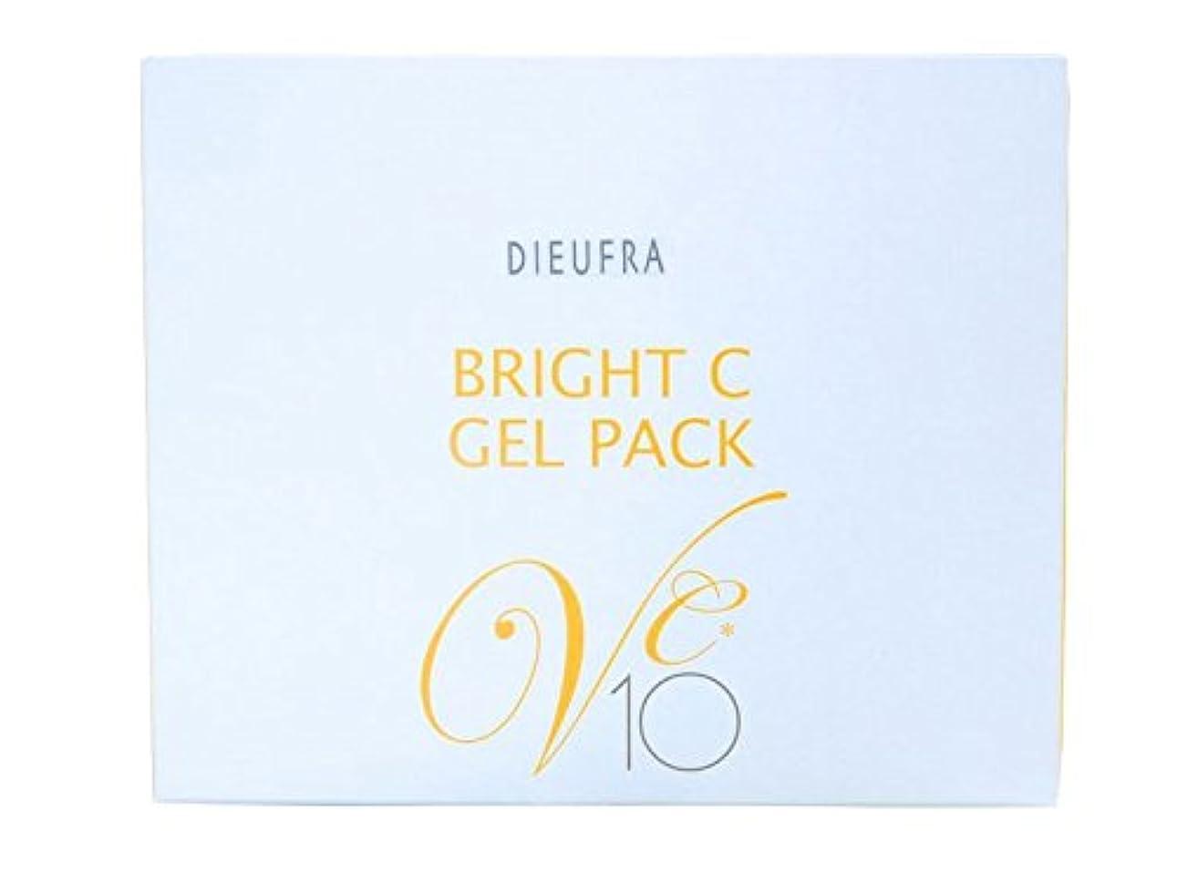 チーズハプニングヒステリックデュフラ ブライトC ジェルパック 30包入