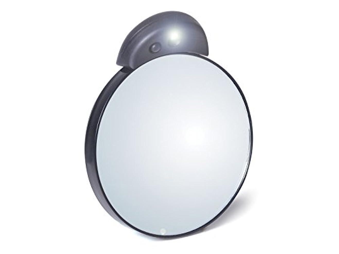 発動機事前最初TWEEZERMAN マグニファイングミラー ライト付 58400-145
