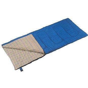 キャプテンスタッグ 寝袋 シュラフ ウォッシャブルシュラフ85×190cm [最低使用温度7度] M-3437