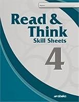 Read and Think 4 Skill Sheets [並行輸入品]