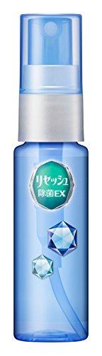リセッシュ 消臭芳香剤 携帯用スプレー 除菌EX 香り残らない 30ml