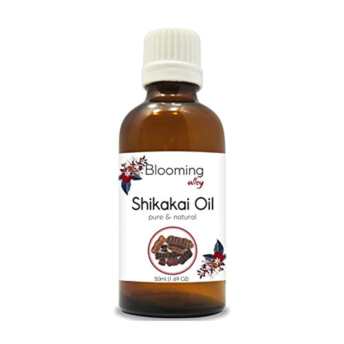 ウィスキー固体タックSHIKAKAI OIL 100% NATURAL PURE UNDILUTED UNCUT OIL 50ML