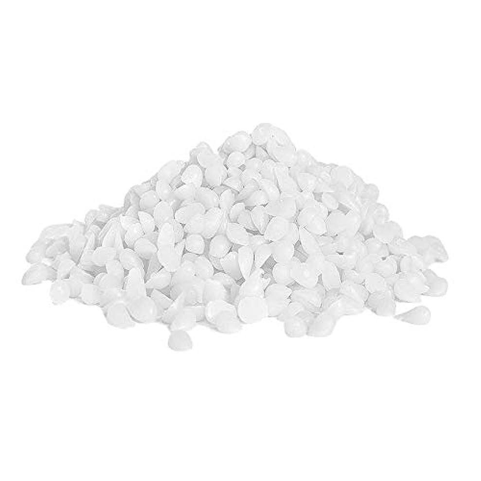インサートアラーム肯定的Tenflyer  ミツロウペレットイエローホワイトトローチ化粧品グレードキャンドルシャップスティックミツロウペレット