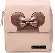 Petunia Pickle Bottom Minnie Factor Minime Boxy Backpack, Pink