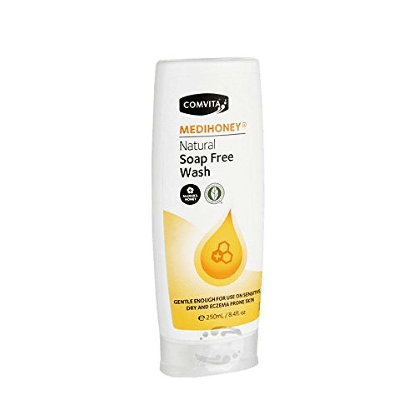 候補者クリームハロウィンComvita Medihoney Gentle Body Wash 250ml (Pack of 2) - コンビタのメディハニー優しいボディウォッシュ250ミリリットル (x2) [並行輸入品]