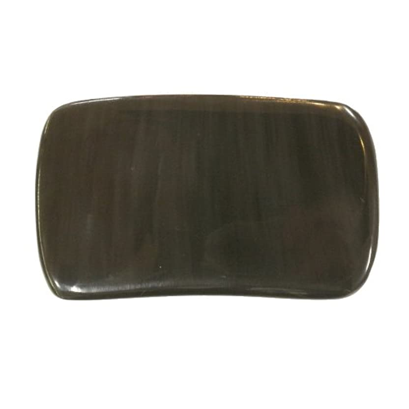 カテゴリーボール買い物に行くかっさ プレート 厚さが選べる ヤクの角(水牛の角) EHE268SP 長方形大 特級品 厚め(7ミリ程度) 穴あり