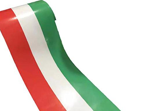 ロールステッカー 国旗 幅15cm x 2m (イタリア)...