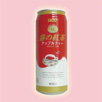 UCC上島珈琲『霧の紅茶 アップルティー 1ケース24缶(1缶480ml)』