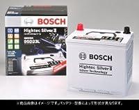 BOSCH ハイテックシルバーIIバッテリー HTSS95D23R(emp)