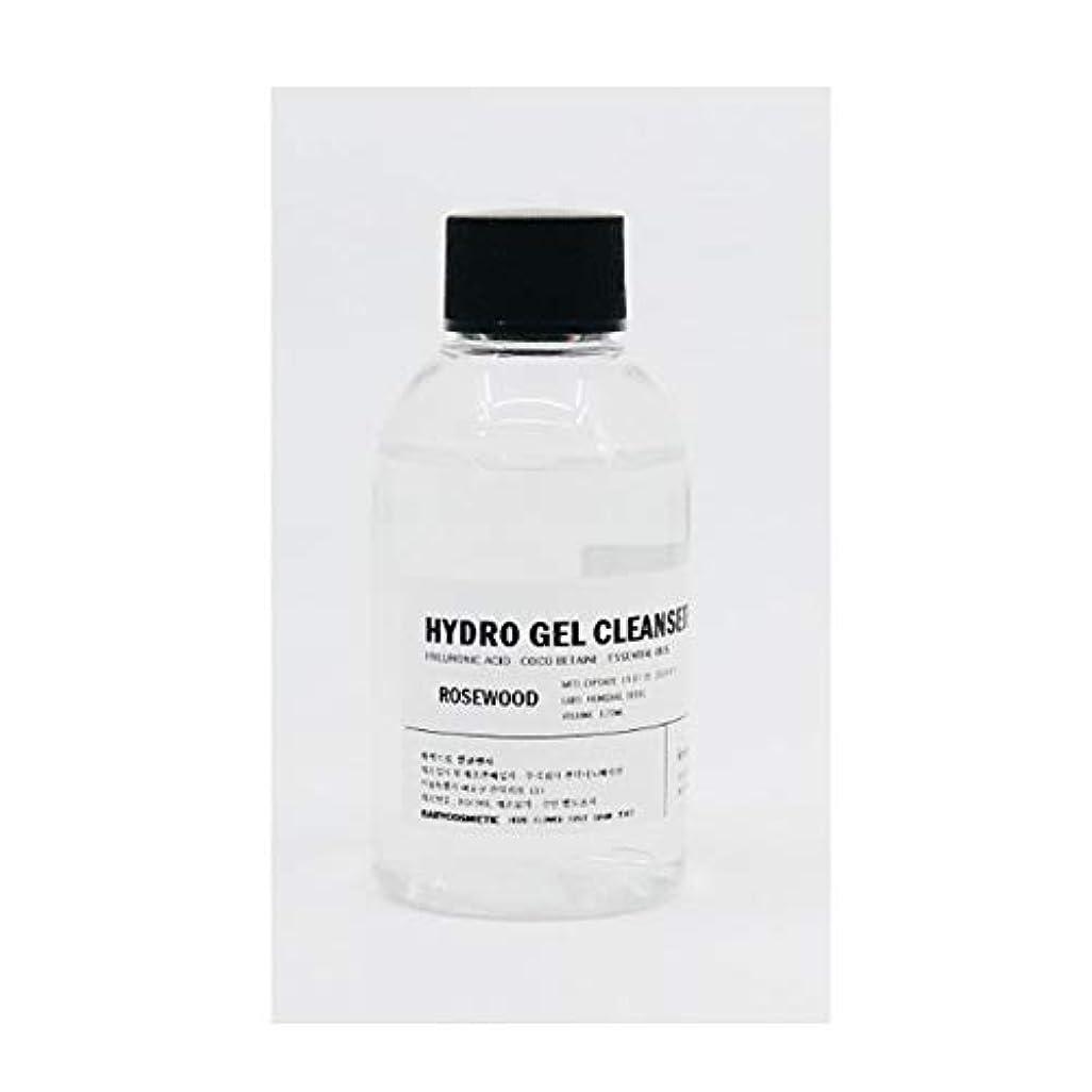 ローラプスpH5ハイドロゼルクレンザー 120ml 韓国コスメ、Rawlabs pH5 Hydro Gel Cleanser 120ml Korean Cosmetics [海外直送品] (No 3. rosewood)