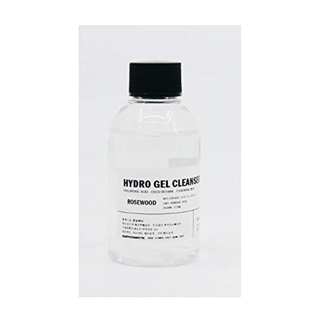 ゲインセイ回転ビリーローラプスpH5ハイドロゼルクレンザー 120ml 韓国コスメ、Rawlabs pH5 Hydro Gel Cleanser 120ml Korean Cosmetics [海外直送品] (No 3. rosewood)