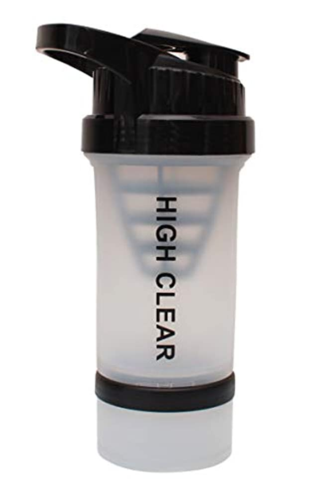 ミサイル製品手荷物HIGH CLEAR(ハイクリアー)シェイカー ネクスト?ワン