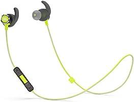 JBL REFLECT MINI 2 BT Bluetoothイヤホン IPX5 防滴防汗仕様/通話可能 グリーン JBLREFMINI2GRN 【国内正規品/メーカー1年保証付き】