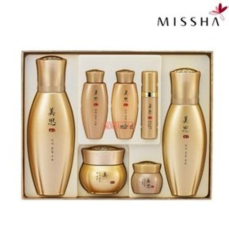 急行するチャンバー谷MISSHA(ミシャ)97種漢方成分配合美思 金雪(クムソル)3種企画セット 海外直送品