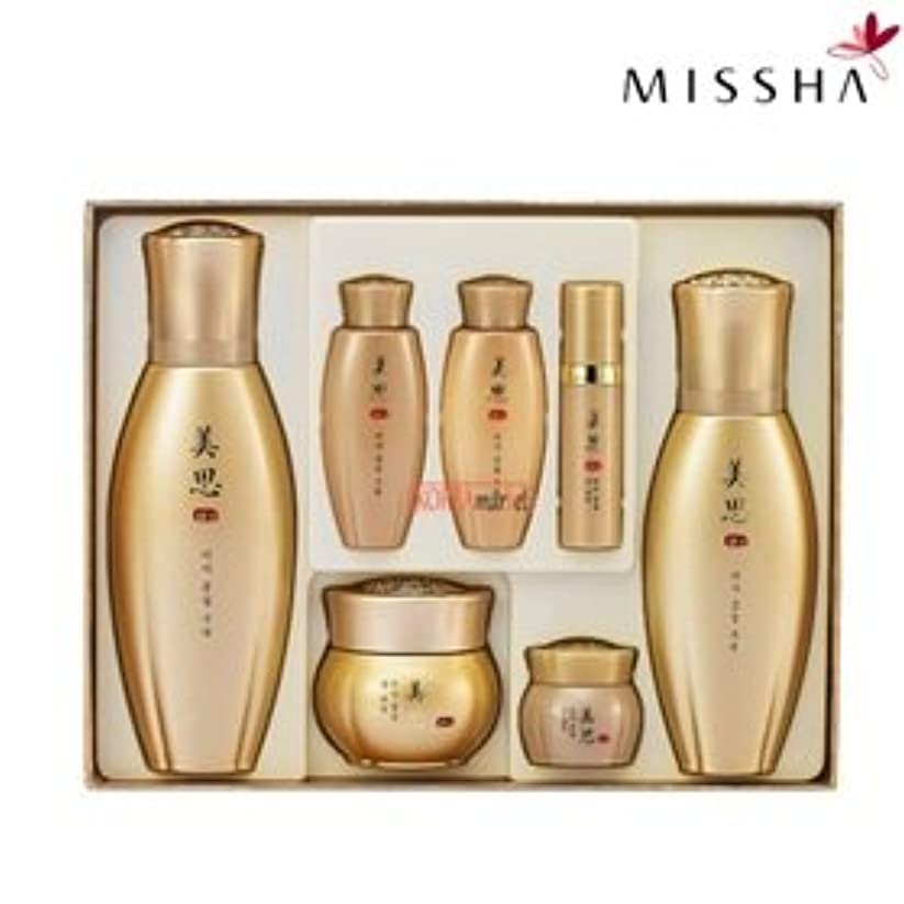 気を散らす神MISSHA(ミシャ)97種漢方成分配合美思 金雪(クムソル)3種企画セット 海外直送品