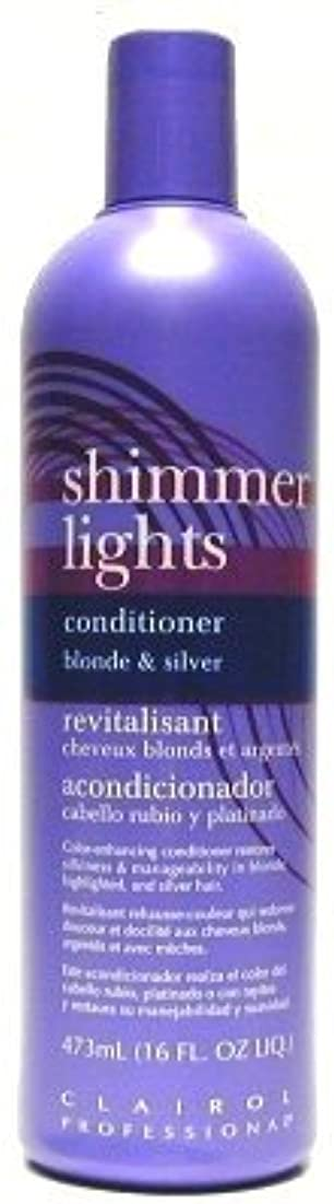 Clairol Shi mmer Lights 473 ml Conditioner (Case of 6) (並行輸入品)