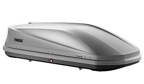 THULE スーリー ルーフボックス TH6342 ツーリング Touring M(200) チタン エアロスキン
