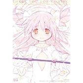 魔法少女まどか☆マギカ 100万人突破記念谷口淳一郎、山村洋貴 描きおろしスペシャルカード