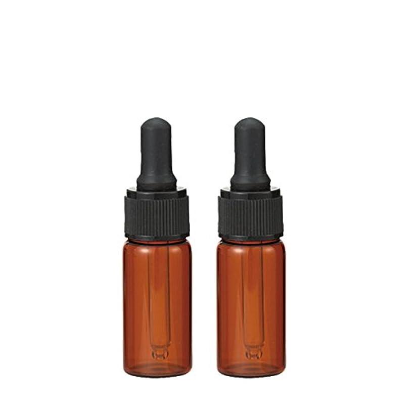 修道院卒業褒賞生活の木 茶色遮光スポイト瓶 10ml (2本セット)