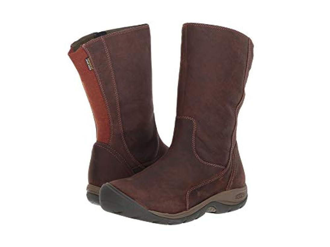 死オーナー化合物[キーン] レディース?アウトドアハイキングブーツ?靴 Presidio II Waterproof Boot [並行輸入品]