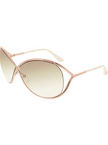 (トムフォード) Tom Ford Miranda FT0130 28f Womens Sunglasses ウィメンズ サングラス【並行輸入品】