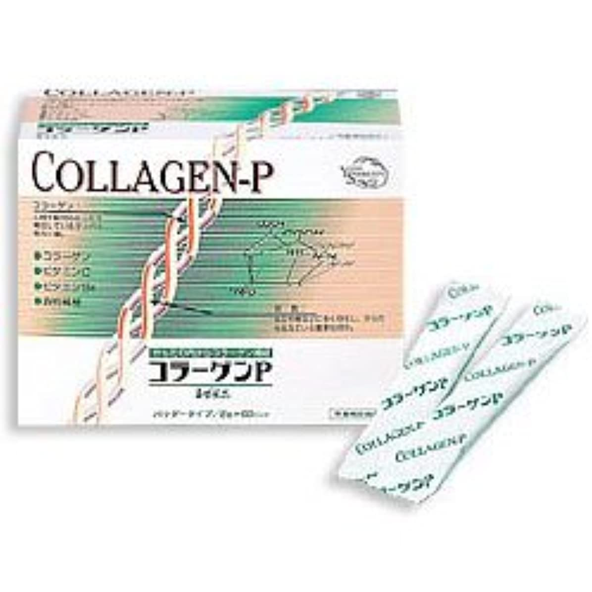 によって本土セクタ【全薬工業】「養生」食品 コラーゲンP 2g×60パック ×5個セット
