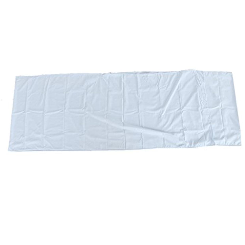 通りベッドを作る深めるDYNWAVE ポータブルソフト暖かい昆虫保護寝袋ライナーコットンホステルキャンプ新しい