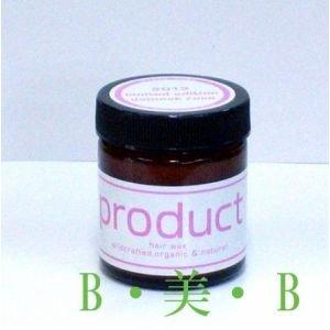 『限定商品』 product wax ザ・プロダクト ダマスクローズ ヘアワックス オーガニック スキン 42g