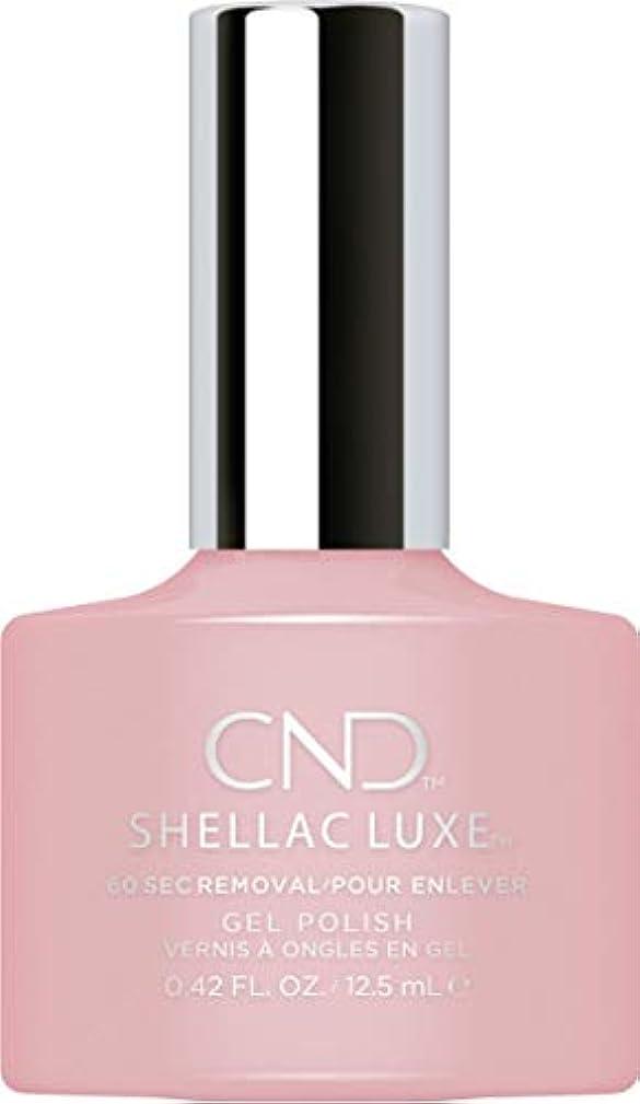 スキップ宇宙精査するCND Shellac Luxe - Nude Knickers - 12.5 ml / 0.42 oz