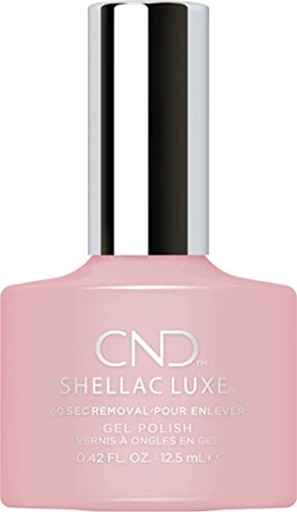 元に戻す赤ちゃん満たすCND Shellac Luxe - Nude Knickers - 12.5 ml / 0.42 oz