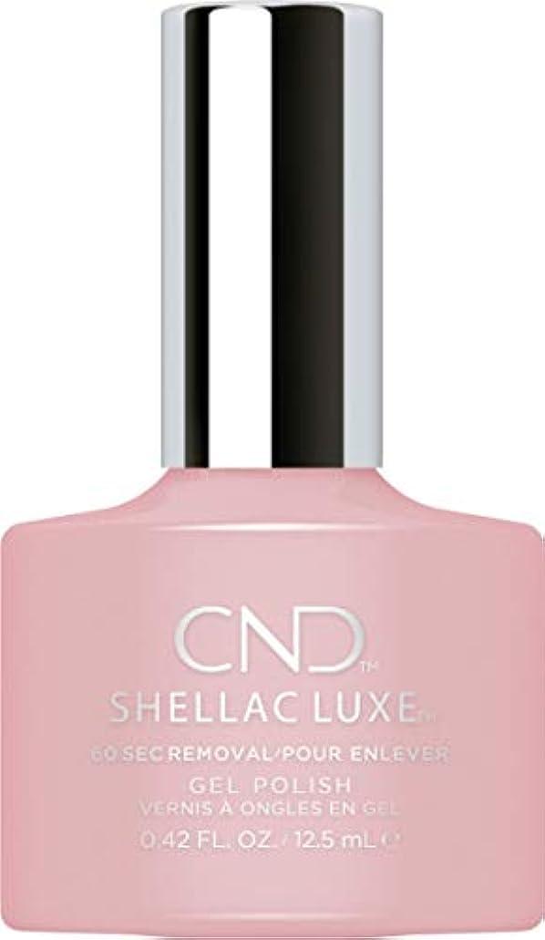 ヒント薬用時代CND Shellac Luxe - Nude Knickers - 12.5 ml / 0.42 oz