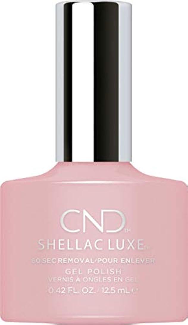 放送大砲測定CND Shellac Luxe - Nude Knickers - 12.5 ml / 0.42 oz
